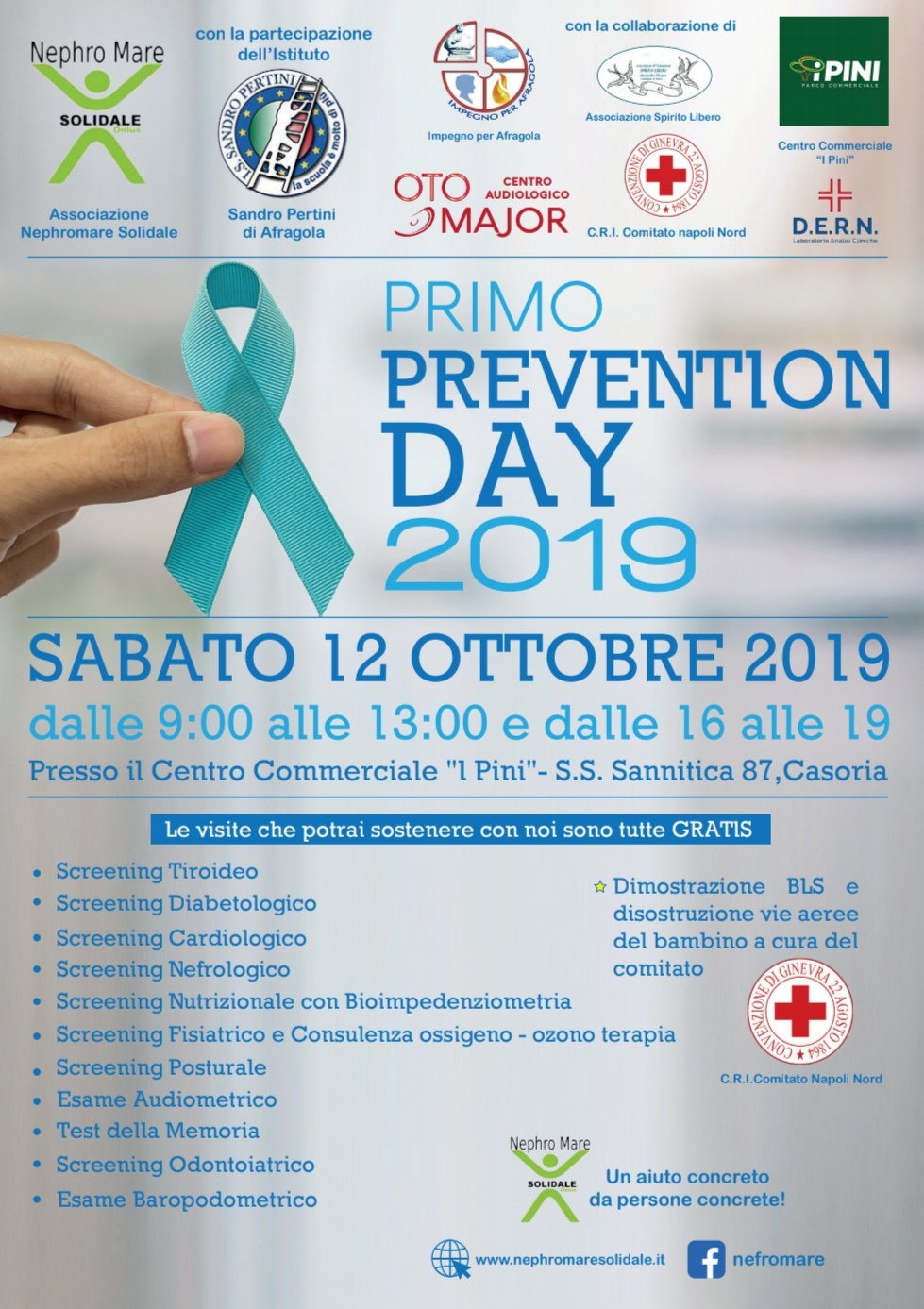 Primo Prevention Day 2019